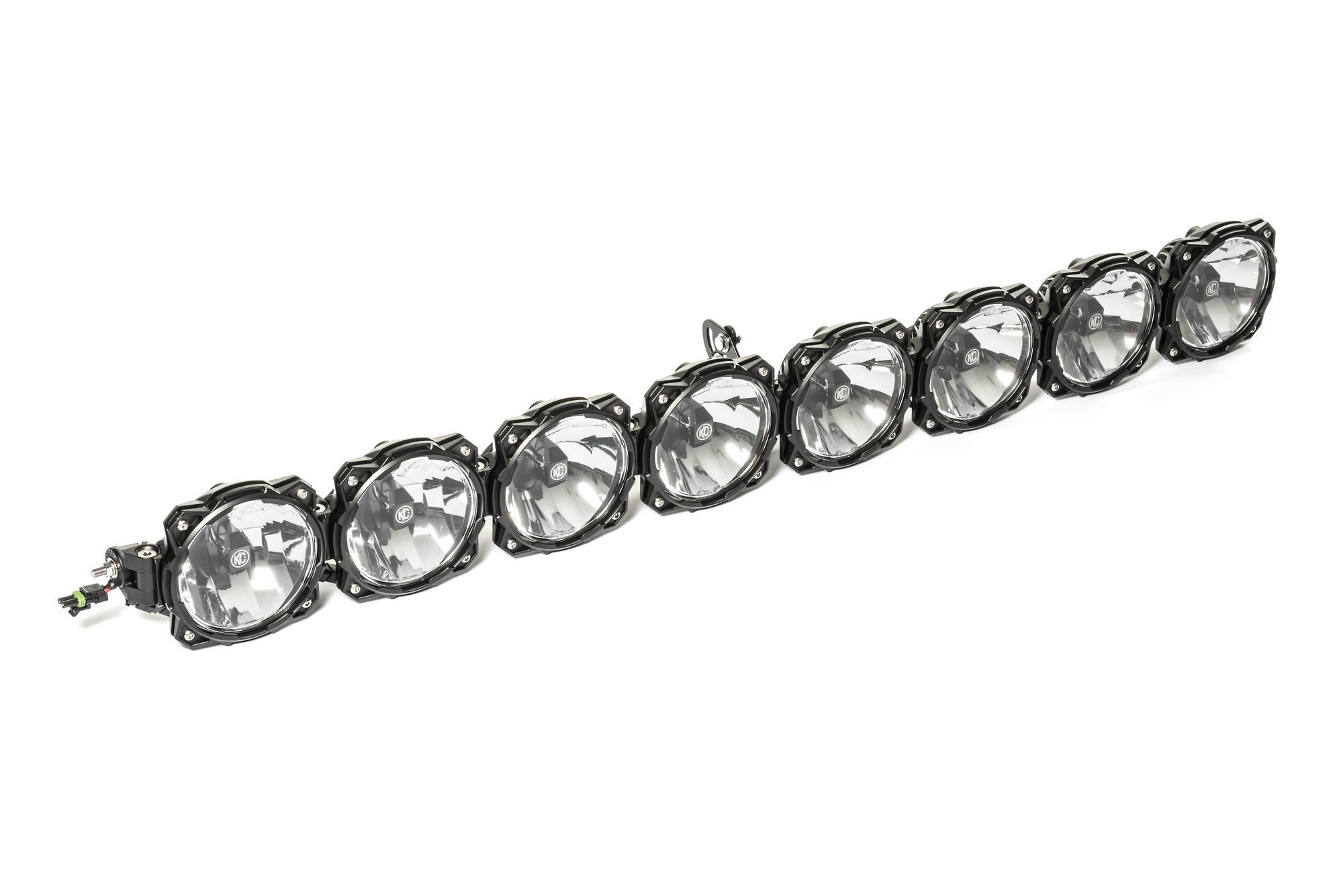 KC HiLiTES 91336 Gravity Pro6 LED Light Bar Kit for 18-20