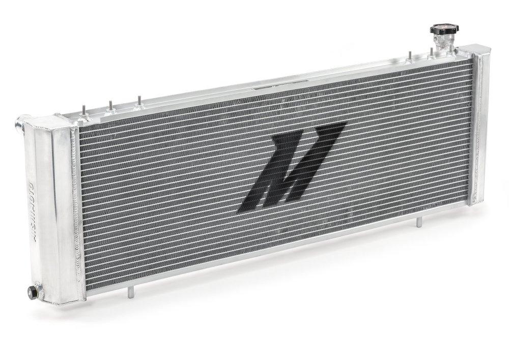 medium resolution of mishimoto mmrad xj 89 performance aluminum radiator for 89 01 jeep cherokee xj with 4 0l engine quadratec