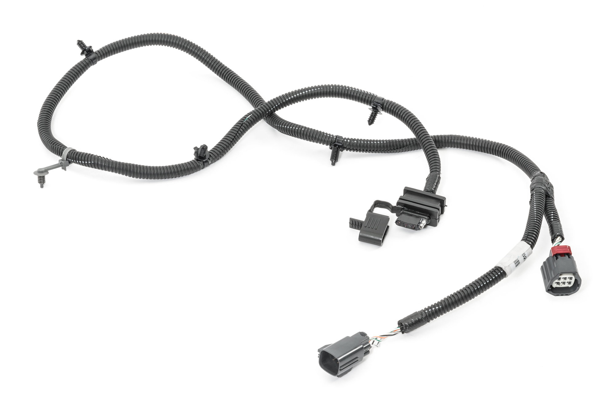 Mopar 82210213 4 Way Trailer Tow Harness for 07-18 Jeep