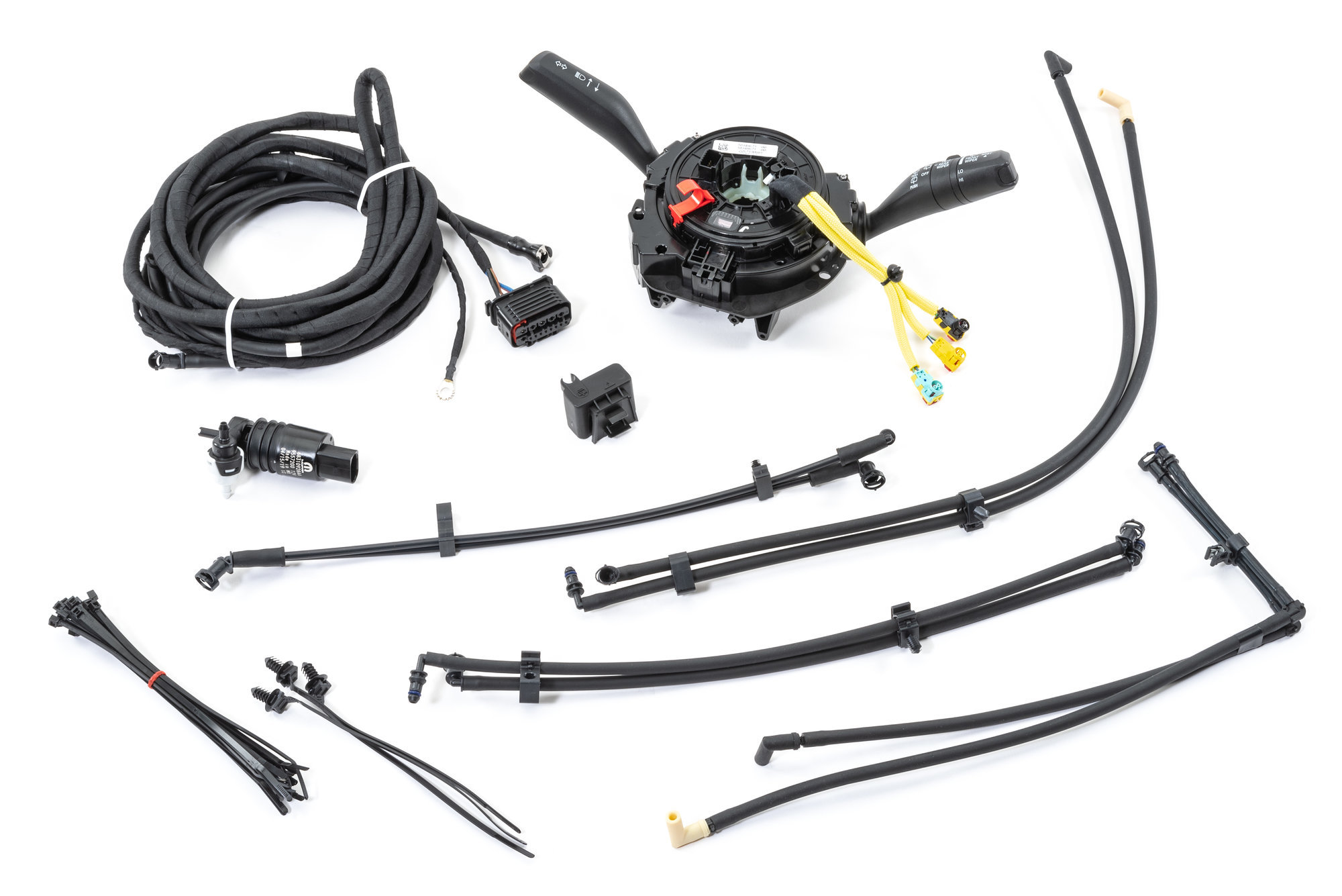 Mopar Hardtop Wiring Harness Conversion Kit for 18-21 Jeep