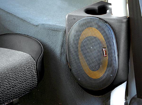 Jeep Tj Speakers