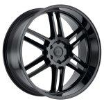 Black Rhino Katavi Wheel For 07 20 Jeep Wrangler Jl Jk Gladiator Jt Quadratec