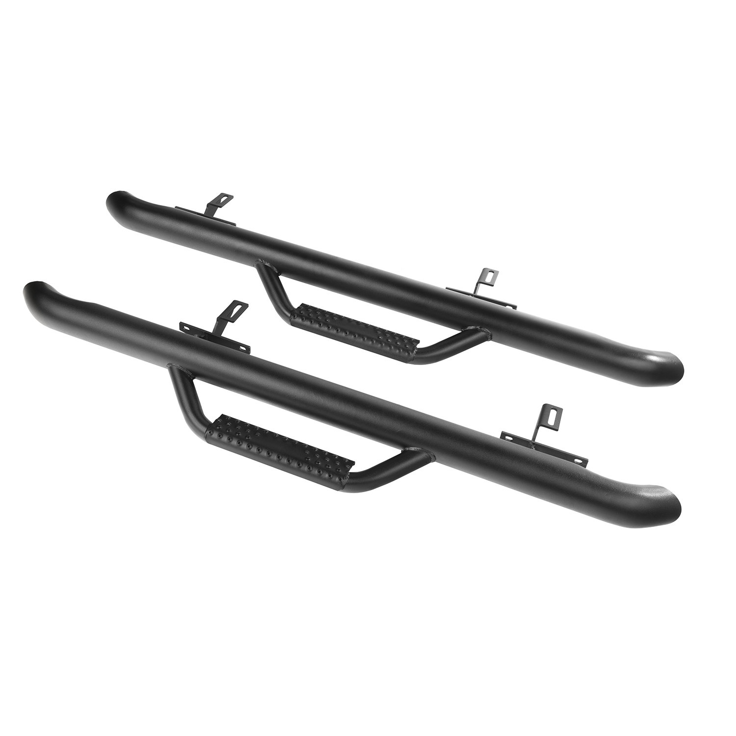 Rugged Ridge 03 Spartan Nerf Bars For 18 19 Jeep