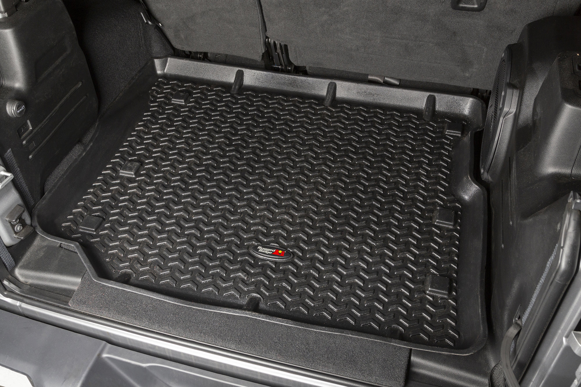 Rugged Ridge 1297549 Rear Cargo Liner for 1819 Jeep
