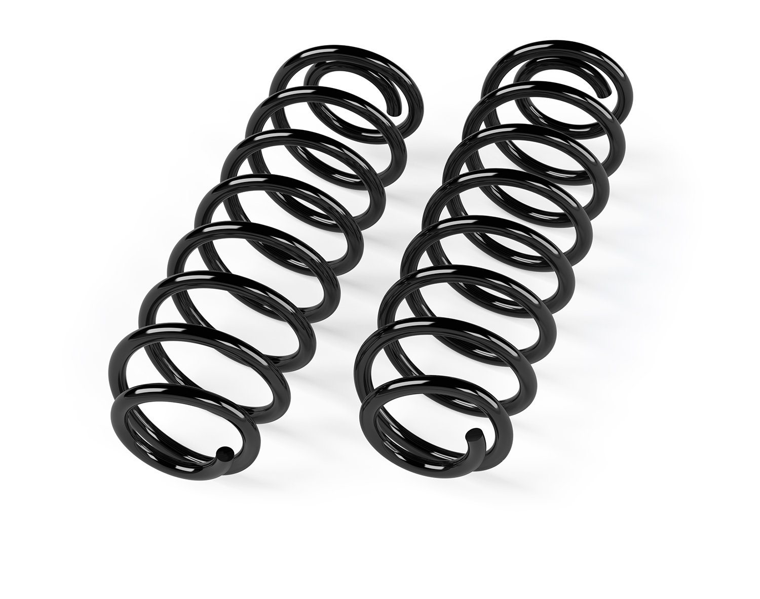 Teraflex Lifted Rear Coil Springs For 18 19 Jeep Wrangler