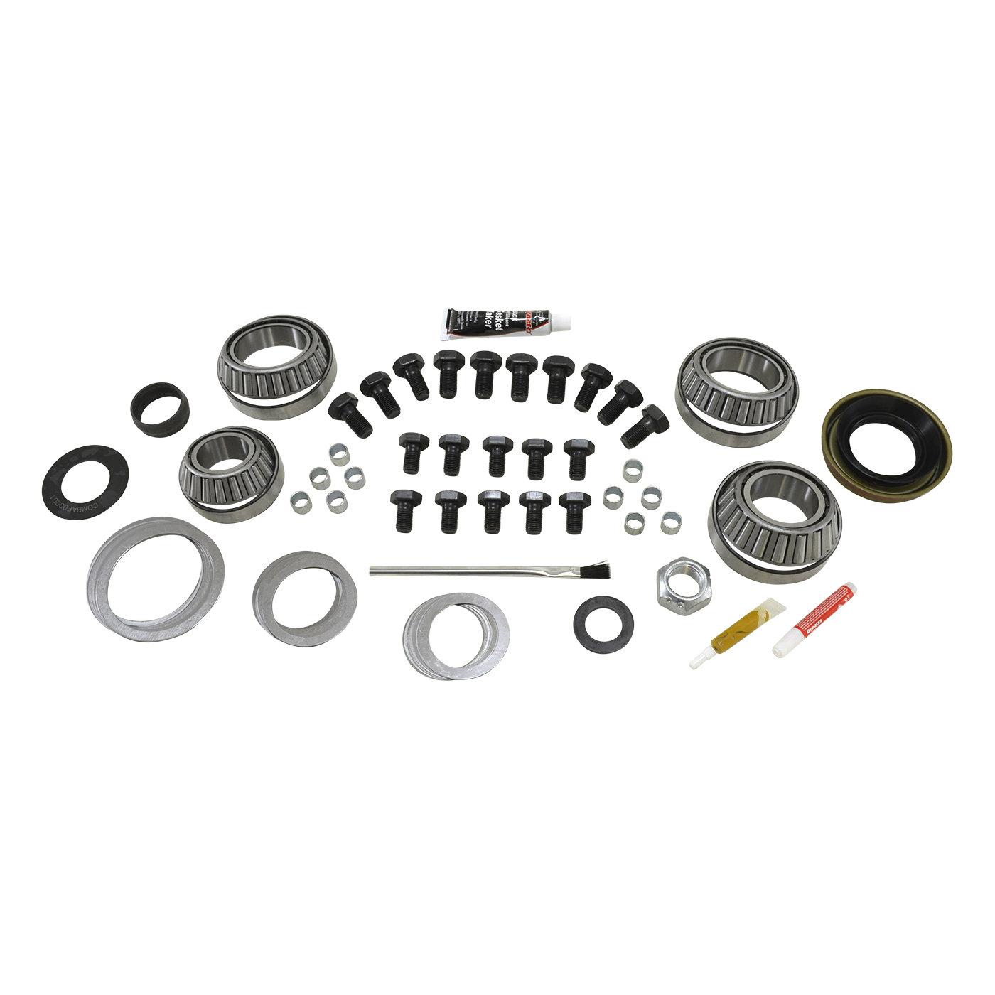 Yukon Gear & Axle YK D44JL-REAR Master Ring & Pinion