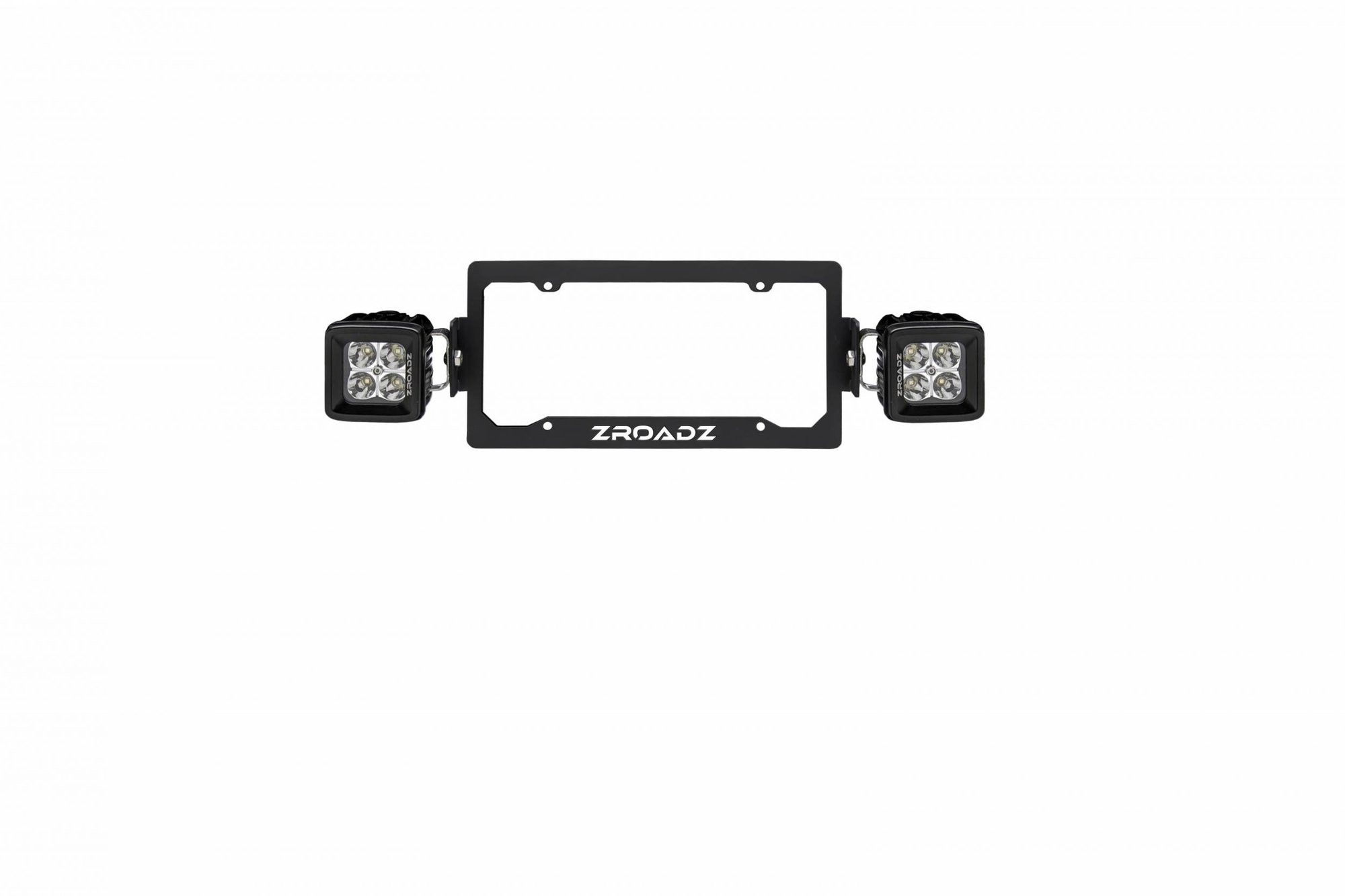 ZROADZ Z310005 License Plate Frame LED Bracket to Mount (2