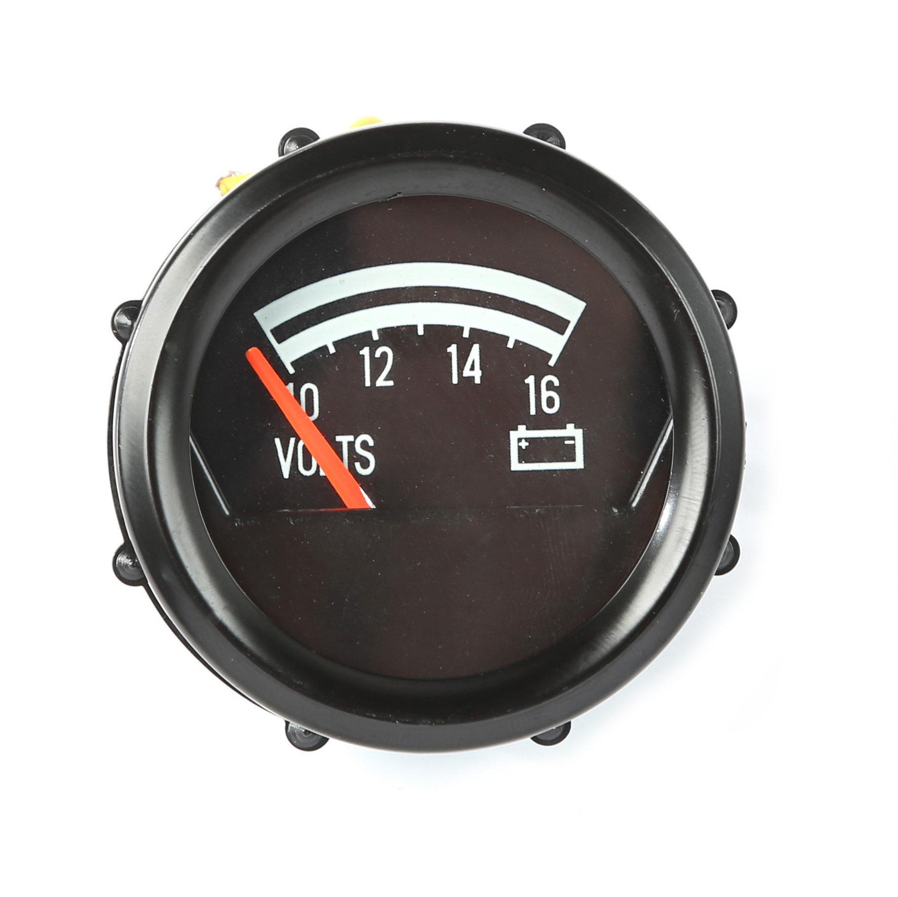 hight resolution of jeep cj gauge