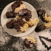 Aus der Weihnachtsbäckerei! Rezept-Tipp für SPRITZGEBÄCK weich und lecker #Plätzchen #XMAS