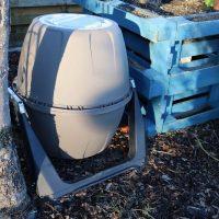 Garten-Tipp: Mit einem TROMMEL-KOMPOSTER einfach und sicher kompostieren! #UPP #Trommelkomposter #Garden