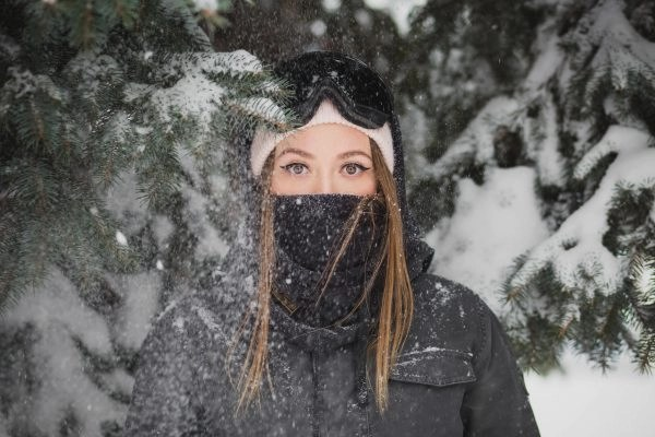 WINTER SAFETY TIPS- Clothes For Cold Weather