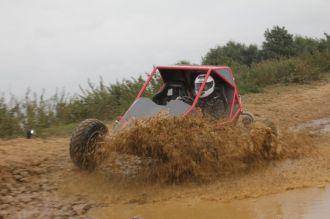 Rallye pur: der Buggy liebt die Rallye-Strecken dieser Welt