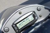 Dashboard: Kurz und knapp informiert das digitale Instrument.