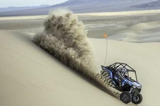 Der RZR verfügt nun auf Wunsch über den neuen Turbo-Motor.