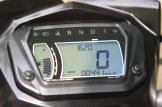 Übersichtliches Cockpit.