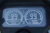 Info-Zentrale: Das Cockpit der G 525 bietet fast genau so viel Information wie Google.