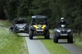 Quadwelt unterwegs: Mit allen Fahrzeugen der Szene.