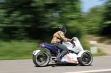 Es ist schwer, sie nicht zu mögen: Sportliche Trikes faszinieren. Wie der Taurus von GG aus der Schweiz.