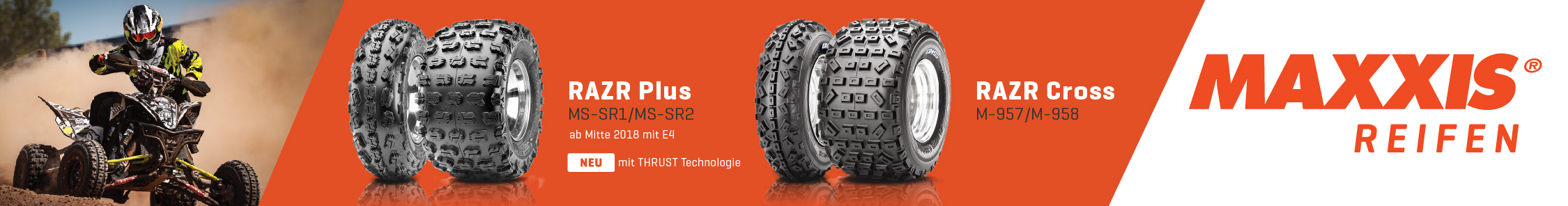 Maxxis- Banner