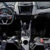 Premium-Interieur: Polaris verspricht einen neuen Standard im Segment der Side-by-Side.