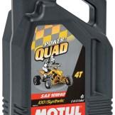 Drauf achten: Quad- und ATV-Mo- toren brauchen spezielles Öl wegen der hohen Beanspruchung.