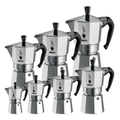 Bialetti Moka Express all sizes