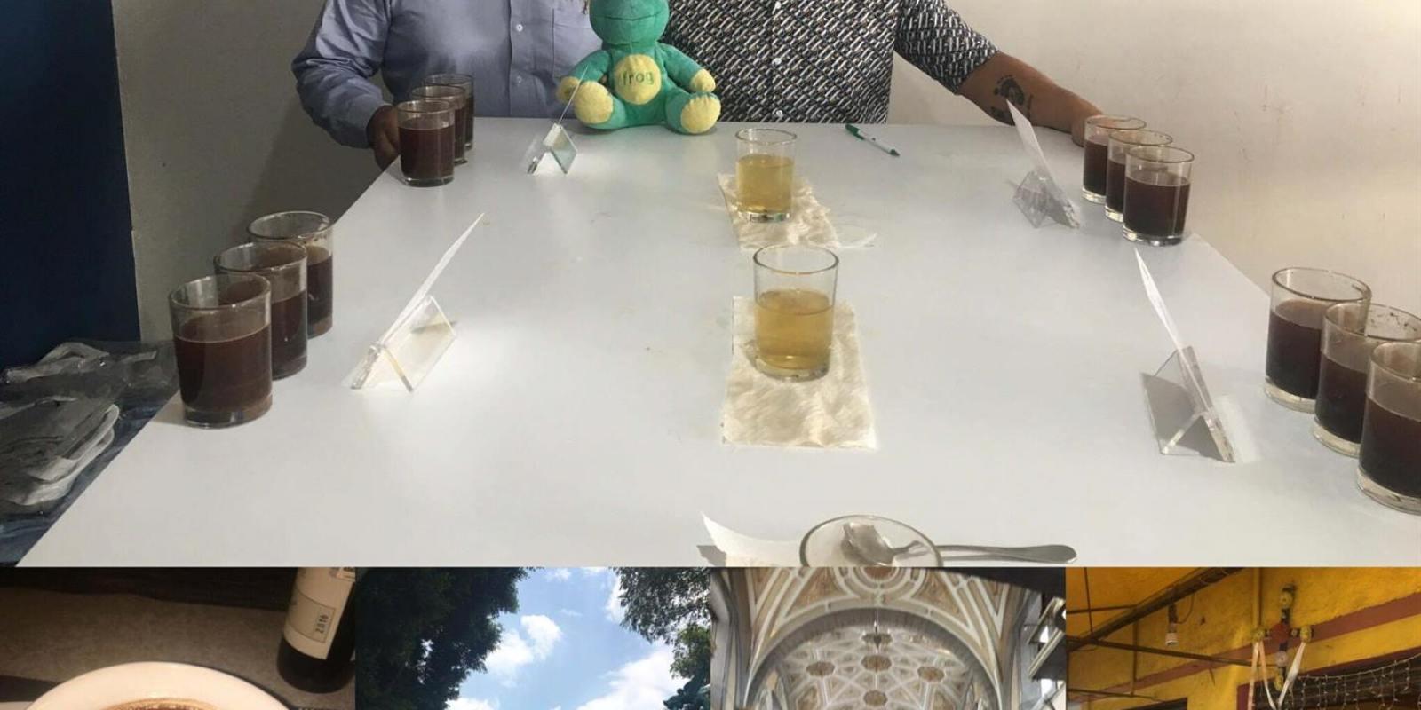 Puebla Caravela Visit