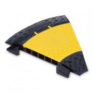 Adam Hall 85310Cable tray Accessories (Black, Yellow, à clipser, Defender Midi)