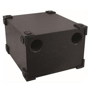 Omnitronic 057313 Subwoofer pour Système de contrôle Noir
