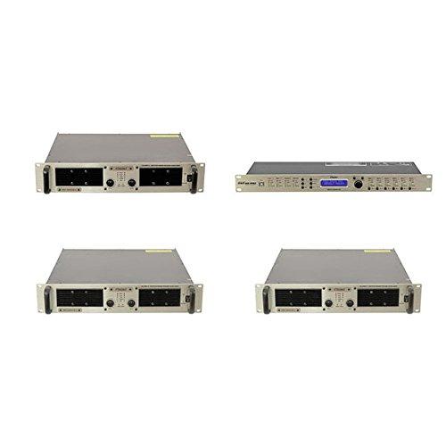 PSSO Amp Kit fr Line de Array S MK2