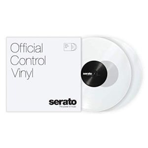 Serato Lot de 2 vinyles de 30,5cm claire