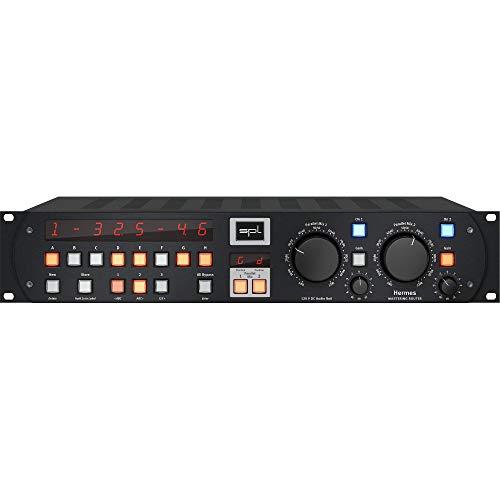 SPL Hermes Mastering Router (noir)