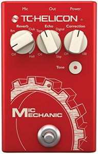 TC Helicon Mic Mechanic 2 effets vocal amplis