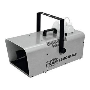 Eurolite Foam 1500 MK2 Machine à Mousse puissante pour DJ Disco Party Club
