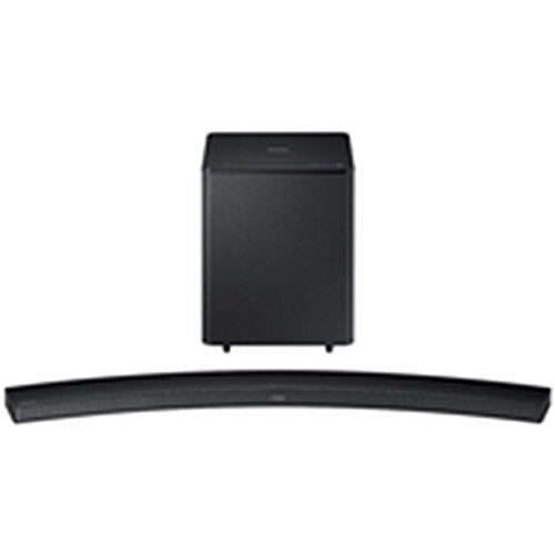 Samsung Barre de Son Courbe hw-j7500r 4.1Multiroom, Wi-FI et Subwoofer sans Fil