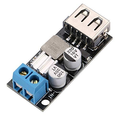 NCONCO DC-DC tension abaisseur d'alimentation d'alimentation 12 V 24 V 6 V-32 V à 5 V QC3.0 USB Charge rapide