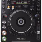 Pioneer CDJ 1000MK3CD numérique Deck, noir