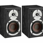 Dali Spektor 1 100W Noir Haut-Parleur – Hauts-parleurs (2-Voies, avec Fil, 100 W, 59-26000 Hz, 6 Ohm, Noir)