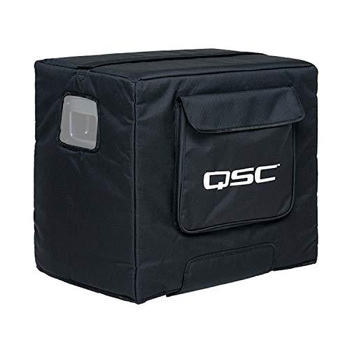QSC KS112-CVR Weather Resistant Soft Padded Housse en nylon et Cordura