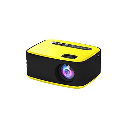 YANGXIAOYU Le Ménage De Projecteur Mobile Portatif De Projecteur a Mené Le Mini Projecteur De HD 1080P
