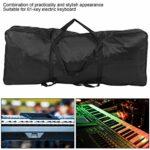 Étui de protection d'instrument de sac d'orgue électronique durable pour les débutants de piano pour les amateurs de piano