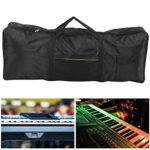 Étui de protection étanche pour instrument de piano électronique pour débutants en piano