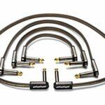 EBS PCF-HP18 High Performance Black Gold 18cm · Câble patch