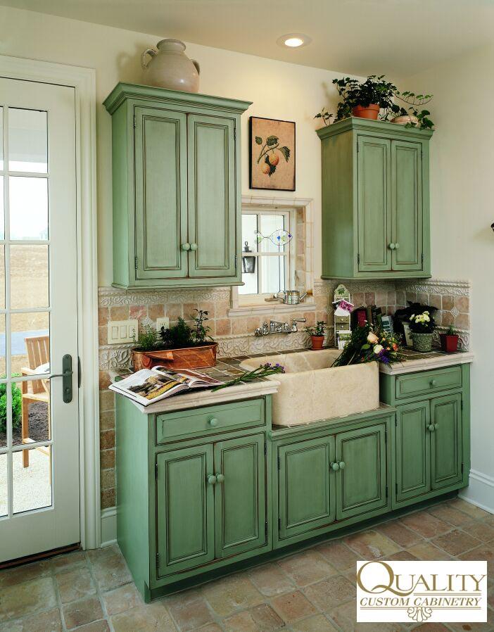 Quaker Maid Cabinets