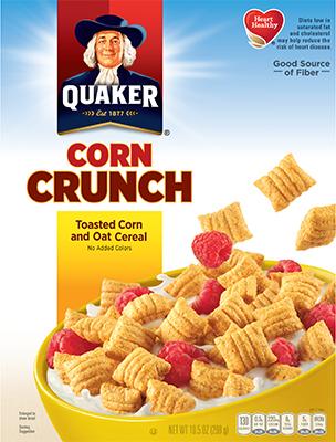 product cold cereals quaker