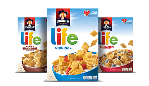Image result for life cereal