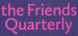 FriendsQuarterlyThe