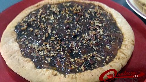 Crostata Crema di Nocciole marmellata