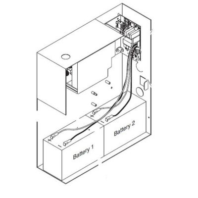 Von Duprin Ps914 2rs Power Supply For El Exit Devices