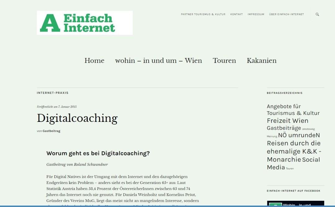 Digitalcoaching